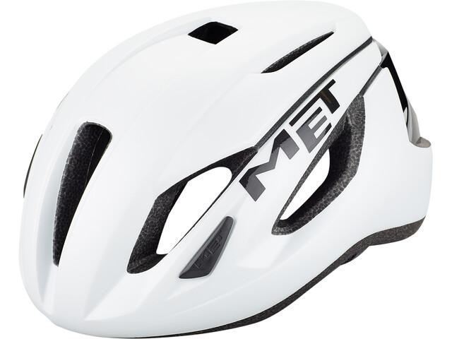 MET Strale Helmet white/black